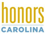 Honors Carolina